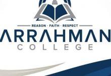 Photo of Arrahman College Raffle