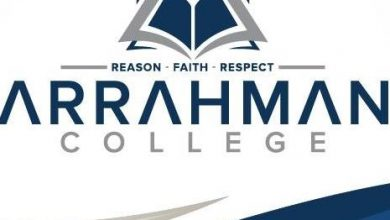 Photo of Arrahman College Raffle