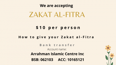 Photo of Zakat al-Fitra 2021