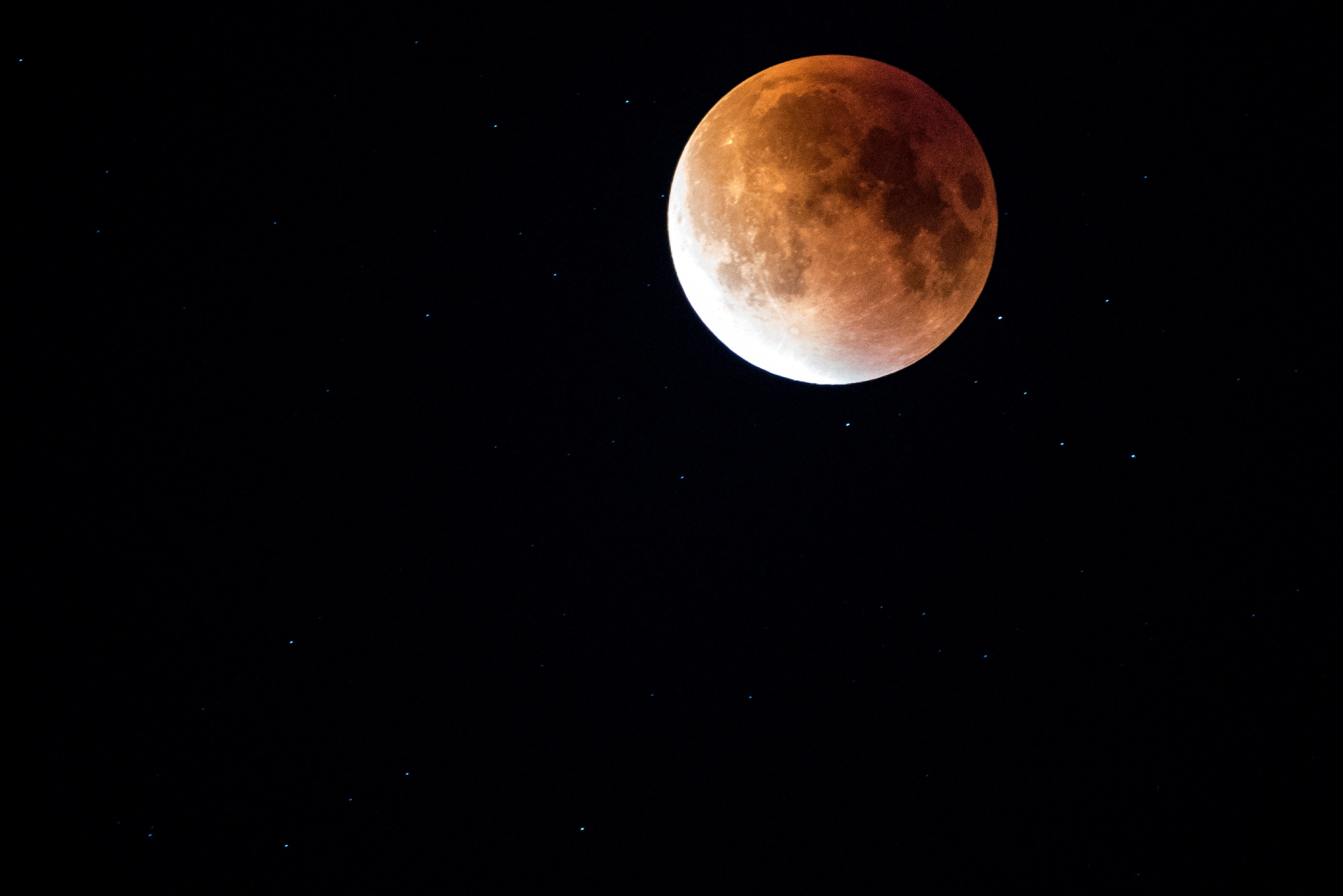 Photo of Lunar eclipse- 28th July 2018 in Sydney