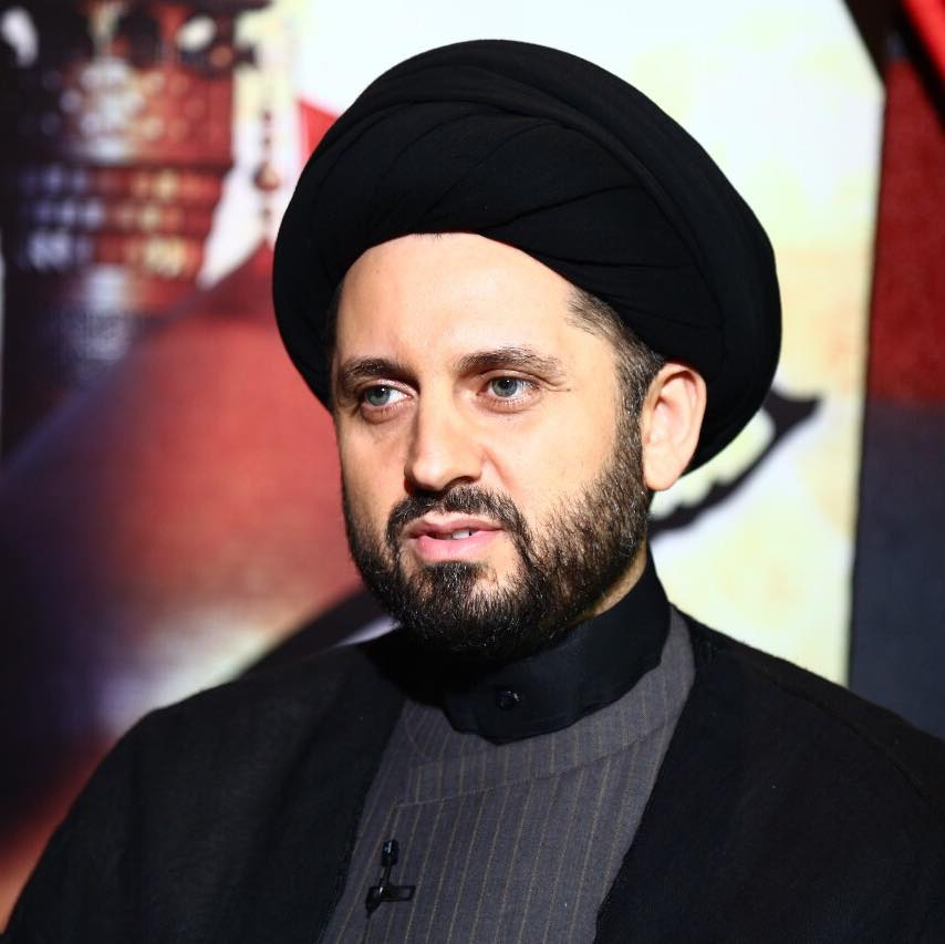 Photo of Sayyed Jaafar Fadlallah will speak at Masjid Arrahman's  Ashoura program this year.