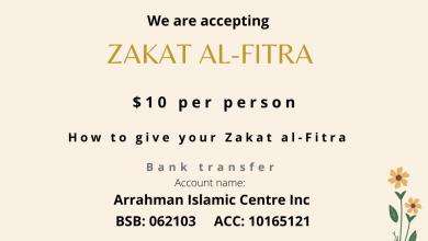 Photo of Zakat al-Fitra 2021